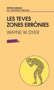 portada Les Teves Zones Errònies (LB)