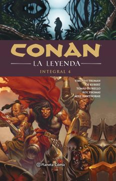 portada Conan la Leyenda (Integral) nº 04