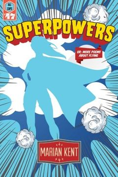 portada Superpowers or: More Poems About Flying