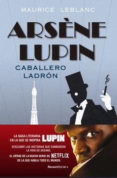 portada Arsene Lupin Caballero Ladron