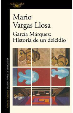 portada García Márquez: Historia de un deicidio