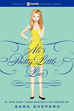 portada Pretty Little Liars: Ali's Pretty Little Lies (libro en Inglés)