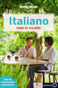 portada Italiano Para el Viajero 4 (Guías Para Conversar Lonely Planet)