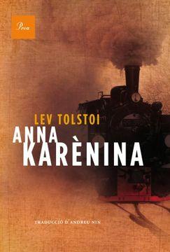 portada Anna Karenina (libro en Catalán)