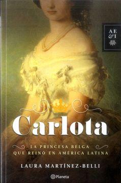 portada Carlota: La Princesa Belga que Reinó en América Latina
