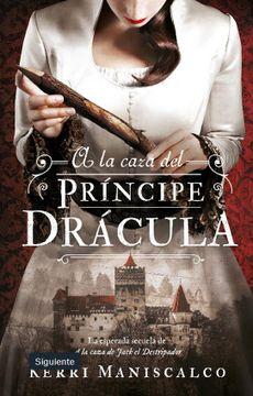 portada A la Caza del Príncipe Drácula