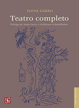 portada Teatro Completo