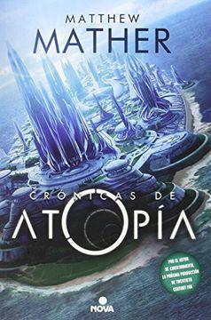portada Las Crónicas De Atopía (NB NOVA)