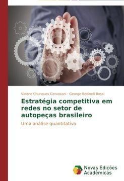 portada Estratégia competitiva em redes no setor de autopeças brasileiro