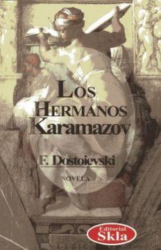 portada Los Hermanos Karamazov
