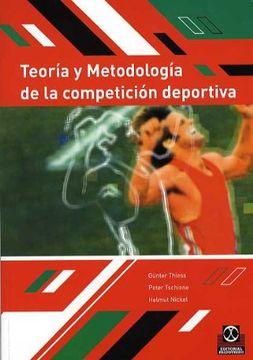 portada Teoria y Metodologia de la Competicion Deportiva (Deporte (Paidotribo))