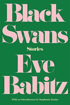 portada Black Swans: Stories (libro en inglés)
