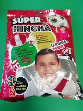 portada Kit del Super Hincha