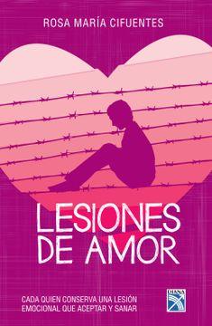 portada Lesiones de Amor