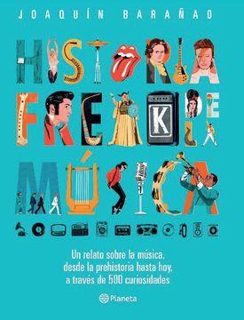 portada Historia Freak de la Música