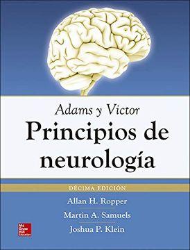 portada Adams y Victor Principios de Neurologia