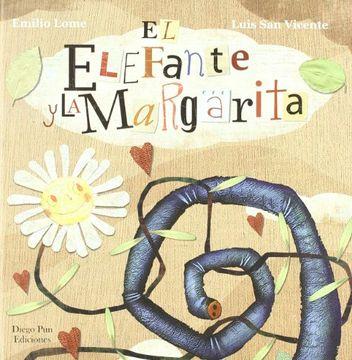 portada El Elefante y la Margarita
