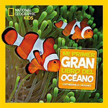 portada Mi Primer Gran Libro del Océano