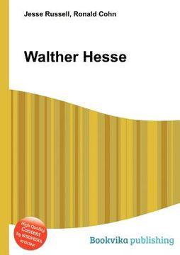 portada walther hesse