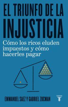 portada El Triunfo de la Injusticia