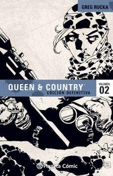 portada Queen and Country - Número 2 (Independientes Usa)