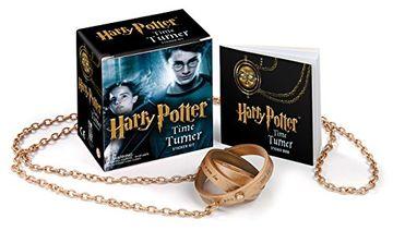 portada Harry Potter Time Turner Sticker kit (Running Press Mega Mini Kits) (libro en Inglés)