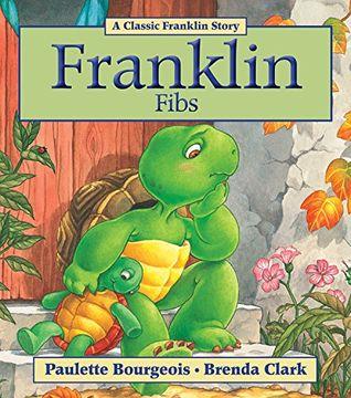 portada Franklin Fibs (libro en Inglés)