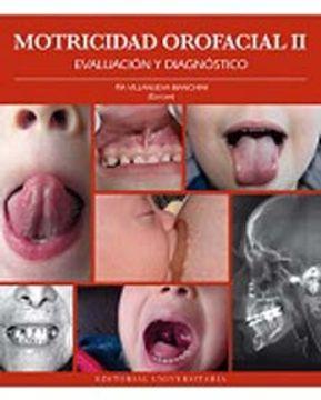 portada Motricidad Orofacial ii. Evaluacion y Diagnostico