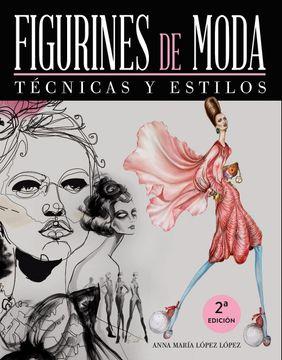 portada Figurines de Moda: Técnicas y Estilos