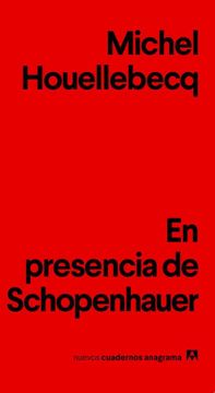 portada En Presencia de Schopenhauer