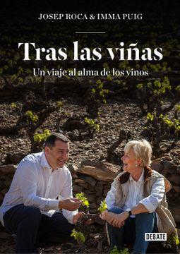 portada Tras las Viñas: Un Viaje al Alma de los Vinos