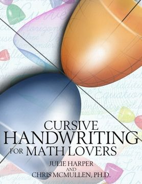 portada Cursive Handwriting for Math Lovers