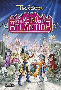 portada En el Reino de la Atlántida (Especial Tea Stilton)