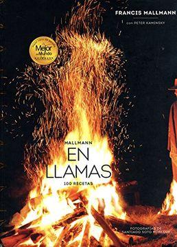 portada Mallman en Llamas
