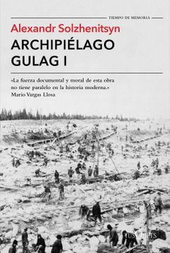 portada Archipiélago Gulag i
