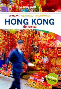 portada Hong Kong de Cerca 4 (Guías de Cerca Lonely Planet)