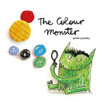 portada The Colour Monster (libro en Inglés)
