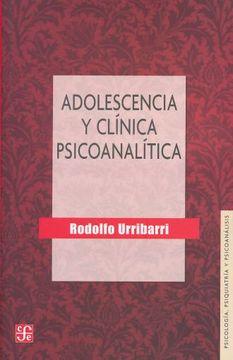 portada Adolescencia y Clinica Psicoanalitica