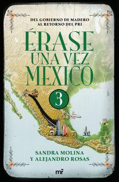portada Erase una vez Mexico 3
