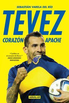 portada Tevez, Corazon Apache