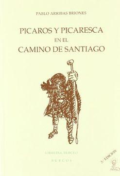 portada Picaros y Picaresca en el Camino de Santiago (3ª Ed. )