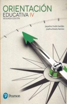 portada ORIENTACION EDUCATIVA IV