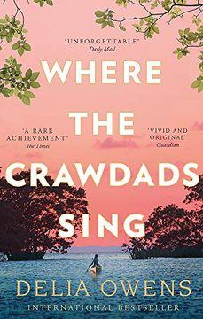 portada Where the Crawdads Sing (libro en Inglés)