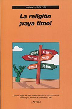 portada La Religión¡ Vaya Timo!