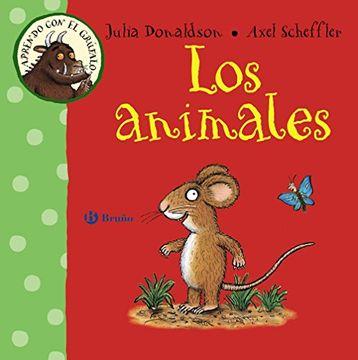 portada Aprendo con el Grúfalo: Los Animales (Aprendo do con el Grufalo