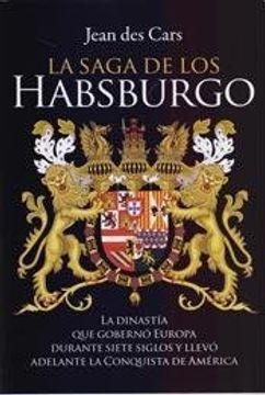 portada La Saga de los Habsburgo