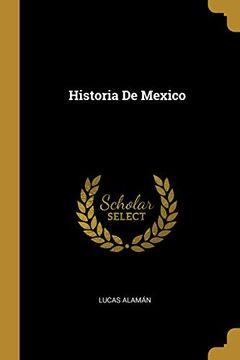 portada Historia de Mexico