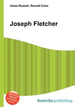 portada Joseph Fletcher (libro en Inglés)