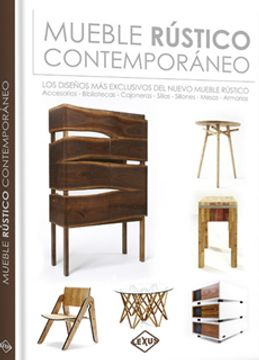 portada Mueble Rustico Contemporaneo