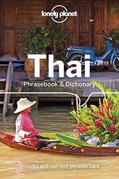 portada Lonely Planet Thai Phrasebook & Dictionary (libro en Inglés)